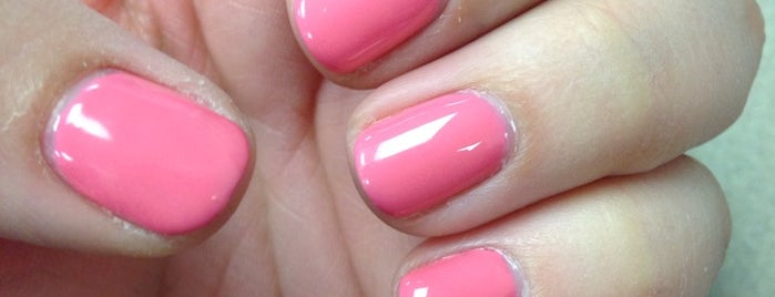Blondo Nails is one of Don't knock it til you try it.