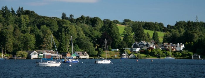 Bowness on Windermere is one of wedding days.