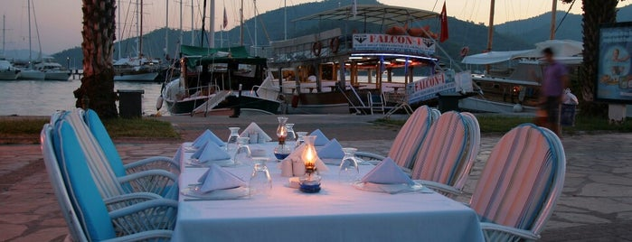 Özcan Restaurant is one of Göcek.