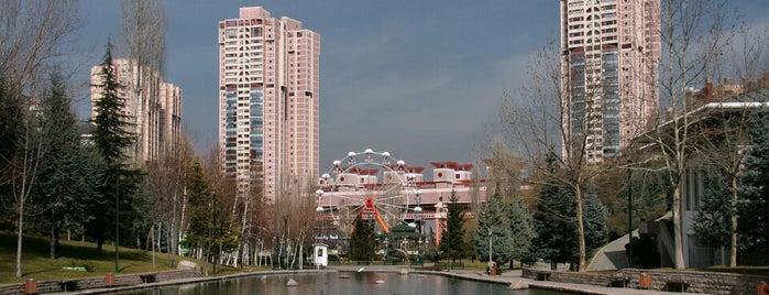 Dikmen Vadisi is one of Özledikçe gideyim - Ankara.