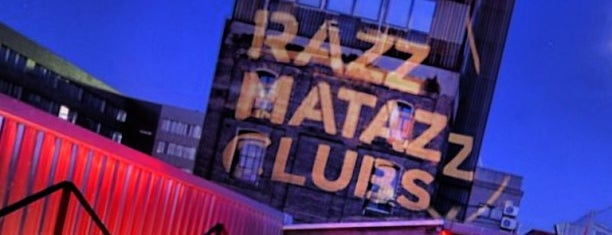 Razzmatazz is one of I love Barcelona!.
