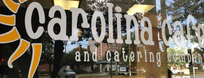 Carolina Cafe is one of Columbia.