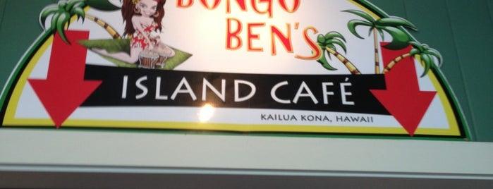 Bongo Ben's Island Cafe is one of Big Island.