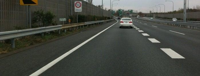 Tsurugashima JCT is one of 高速道路.