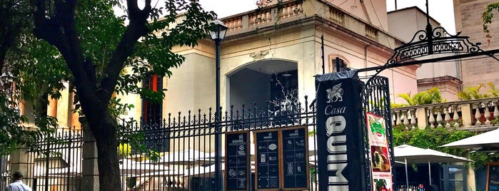 Casa Quimera is one of Mexico City.