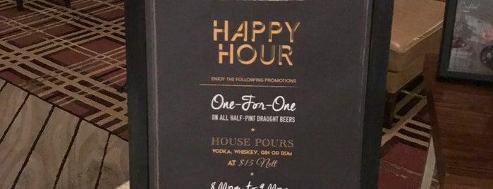 Lobby Lounge Westin is one of Bar.