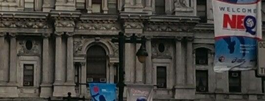 City Hall East Facade is one of Public Art in Philadelphia (Volume 1).