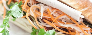 Banh Mi Saigon Bakery is one of Best Cheap Eats in NYC.