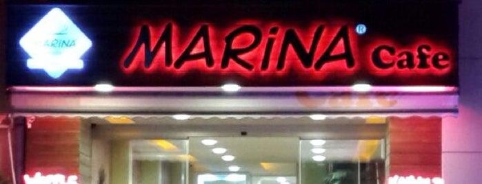 Marina Cafe is one of Özledikçe gideyim - İzmir.
