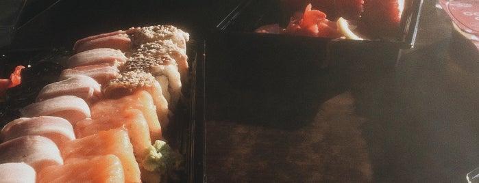 Суши Весла is one of Club, restaurant, cafe, pizzeria, bar, pub, sushi.