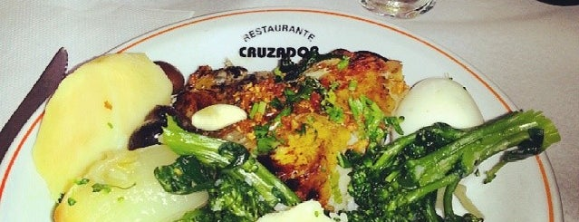 Restaurante Cruzador is one of Restaurantes no centro (ou quase).