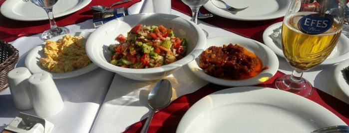 Neyzade Restaurant is one of İSTANBUL ÇEVRESİ GÜNÜBİRLİK.