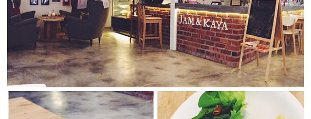 Jam & Kaya Cafe is one of Coffee place.