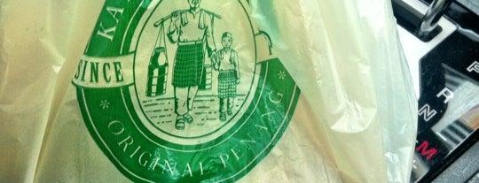 Original Kayu Nasi Kandar is one of Makan @ KL #1.