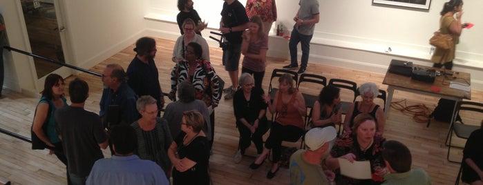 Candela Books + Gallery is one of Midtown Art Venues.
