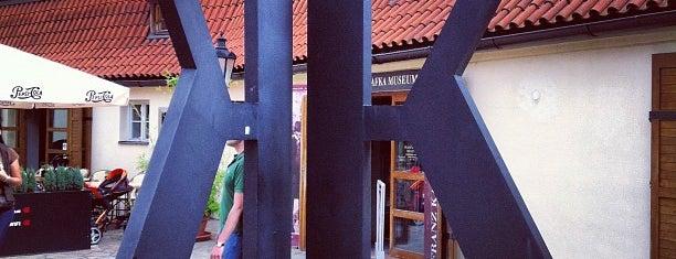 Franz Kafka Museum is one of Pra-Ha.