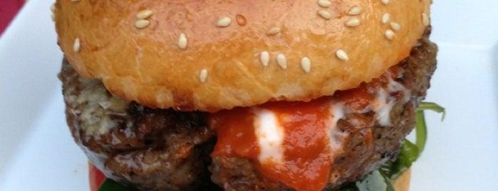Richie'n Rose – Burger No.1 is one of Must-visit Food in Düsseldorf.
