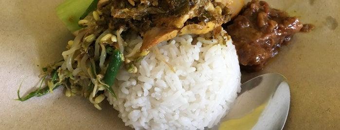 "Wr. Ayam Betutu Bu Kadek Wati is one of Bali ""Jaan"" Culinary."