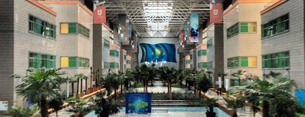 Nazarbayev University is one of Bucket List ☺.