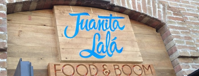 Juanita LaLá is one of letgo lunches.
