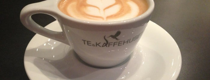 Te & Kaffehuset is one of Coffee.