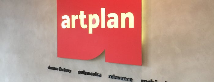 Artplan is one of Advertising - Sao Paulo, Brazil.