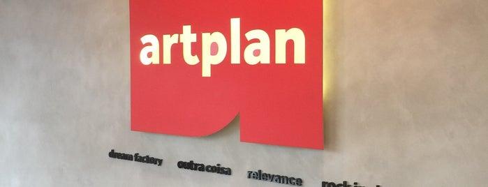 Artplan is one of Advertising - Sao Paulo, Brazil.