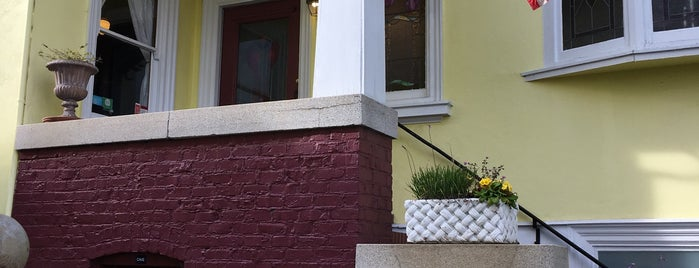 Parker Guest House is one of The 15 Best Places for Backyard in San Francisco.