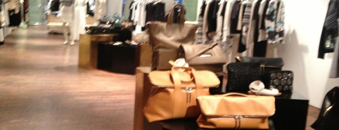 3.1 Phillip Lim is one of Soho shopping.