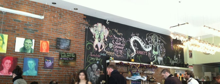 Cranky's Cafe is one of LIC Foodie.
