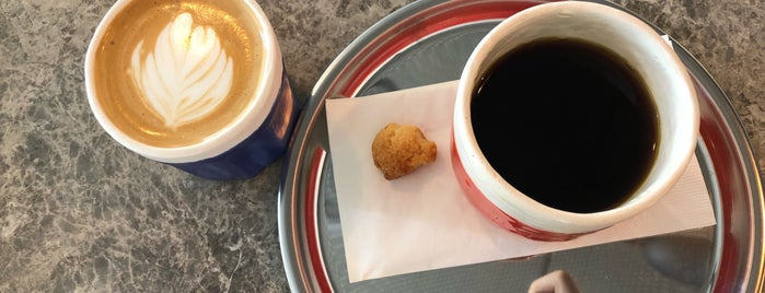 The Optimist Coffee Co. is one of İzmir 3. Dalga Kahveciler.