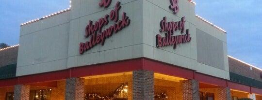 Shops of Baileywick is one of Shopping.