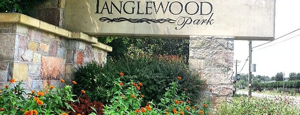 Tanglewood Park is one of Places.