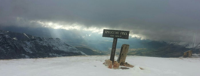 Imogene Pass is one of Colorado Tourism.