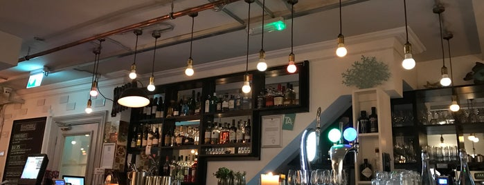 Fishbone is one of Dublin: Favourites & To Do.