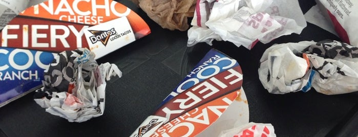 Taco Bell is one of Popular places.