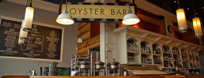 Ballard Annex Oyster House is one of Epicurious!.