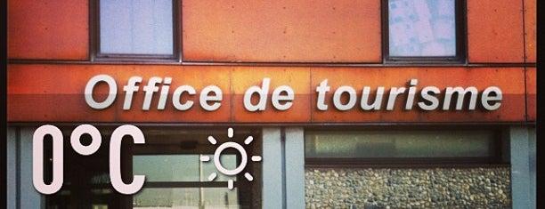 Office de Tourisme de l'Agglomération Havraise is one of Le Havre #4sqCities.