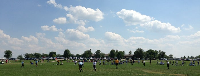 Heritage Soccer Park is one of KC Stadiums and Sports Fields.