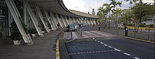 Martinique Aimé Césaire International Airport (FDF) is one of Caribbean Airports.