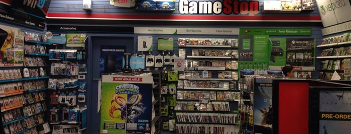 GameStop is one of A fazer.