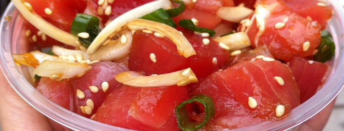 Poke-Poke is one of The 15 Best Places for a Seafood in Los Angeles.