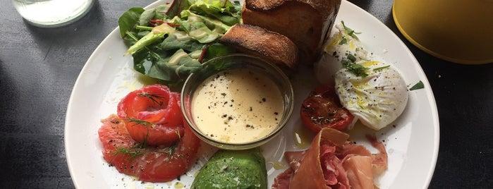 Allan's Breakfast Club & Wine Bar is one of Berlin Best: Cafes, breakfast, brunch.