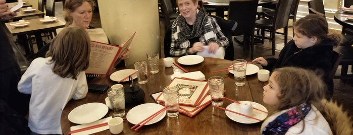 Han Dynasty is one of The 15 Best Chinese Restaurants in New York City.