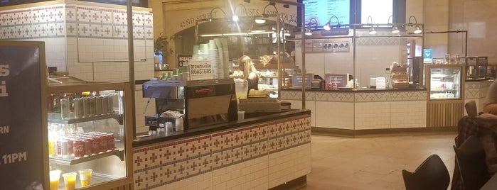 Great Northern Food Hall is one of NYC on my way.