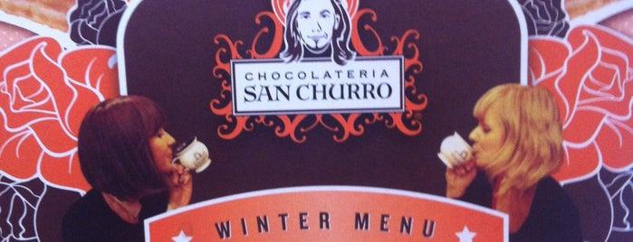Chocolateria San Churro is one of South Australia (SA).