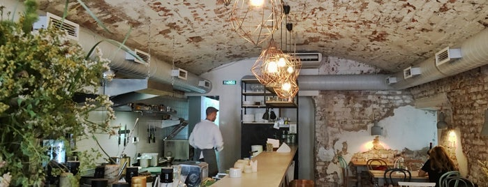 13° is one of moscow interesting restaurants.