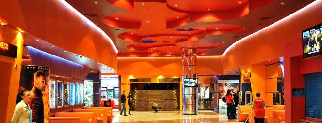 Planeta Kino IMAX is one of Places.