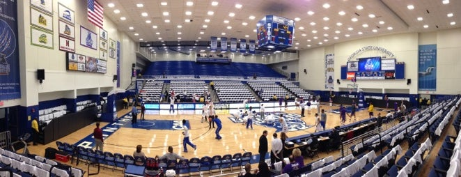 GSU Sports Arena is one of Places I Visit : Atlanta.
