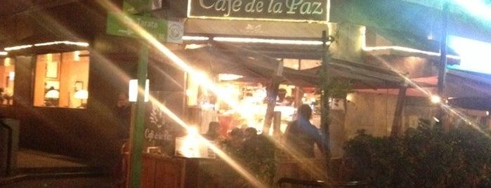 Café de la Paz is one of Always Gourmet PERU, comer em Lima.